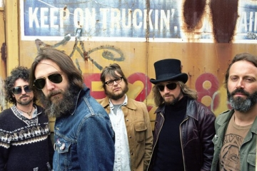 Image: The Chris Robinson Brotherhood