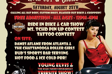 Image: Rockabilly Rock Out &amp; Cruise In at Thunder Creek Harley