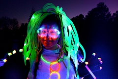 Image: Glow in the Park Chattanooga