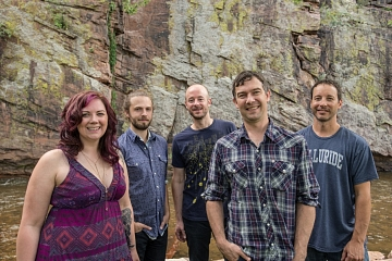 Image: Yonder Mountain String Band