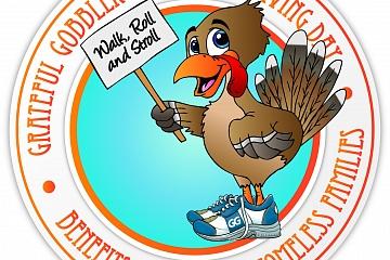 Image: 15th Annual Grateful Gobbler Walk