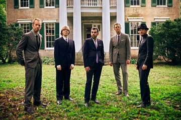 Image: Steep Canyon Rangers