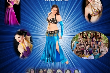 Image: Chattanooga Raqs! bellydance show