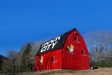 Image: Rock City's Enchanted MAiZE