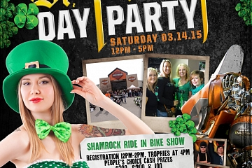 Image: St. Patrick's Day Party
