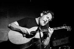 Image: Guitarist Bill Orcutt