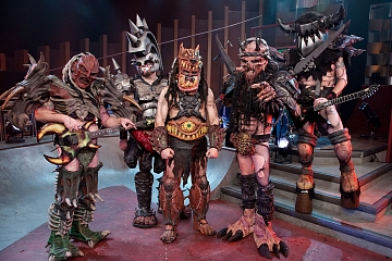 Image: Gwar With Guests: Butcher Babies And Battlecross