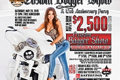 Image: Custom Bagger Show and 12th Anniversary Party