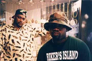 Image: Sirius XM Presents: Raekwon And Ghostface Killah