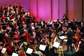 Image: CSO Pops: Home for the Holidays