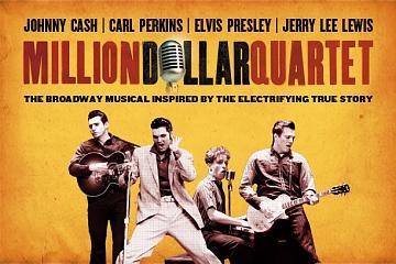 "Image: TAPA presents ""Million Dollar Quartet"""