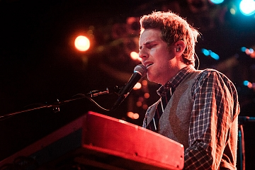 """Image: Ben Rector """"The Brand New Tour"""""""