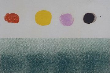 Image: A Painter's Hand: The Works Of Adolph Gottlieb