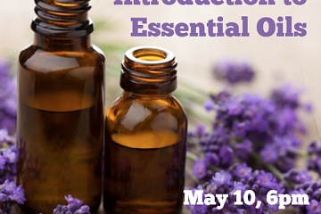 Image: The Chattery Presents: Introduction to Essential Oils