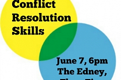 Image: The Chattery Presents: Conflict Resolution Skills