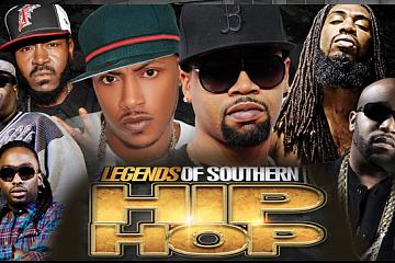 Image: Legends of Southern Hip Hop