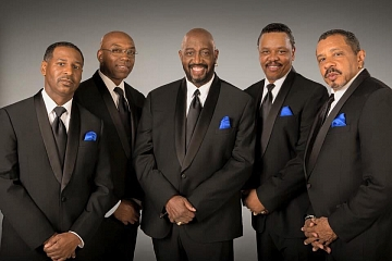 Image: The Temptations & The Four Tops