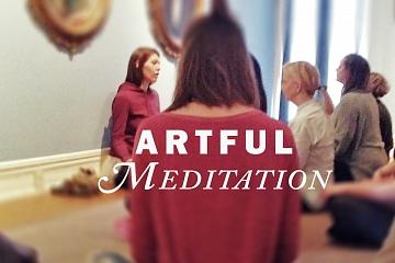 Image: Artful Meditation With Victoria Priest