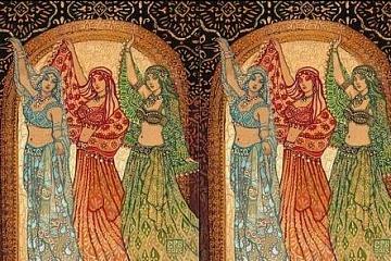 Image: Wise Women Belly Dancing