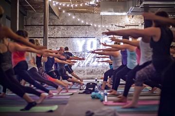 Image: Yoga and Whiskey – Chattanooga